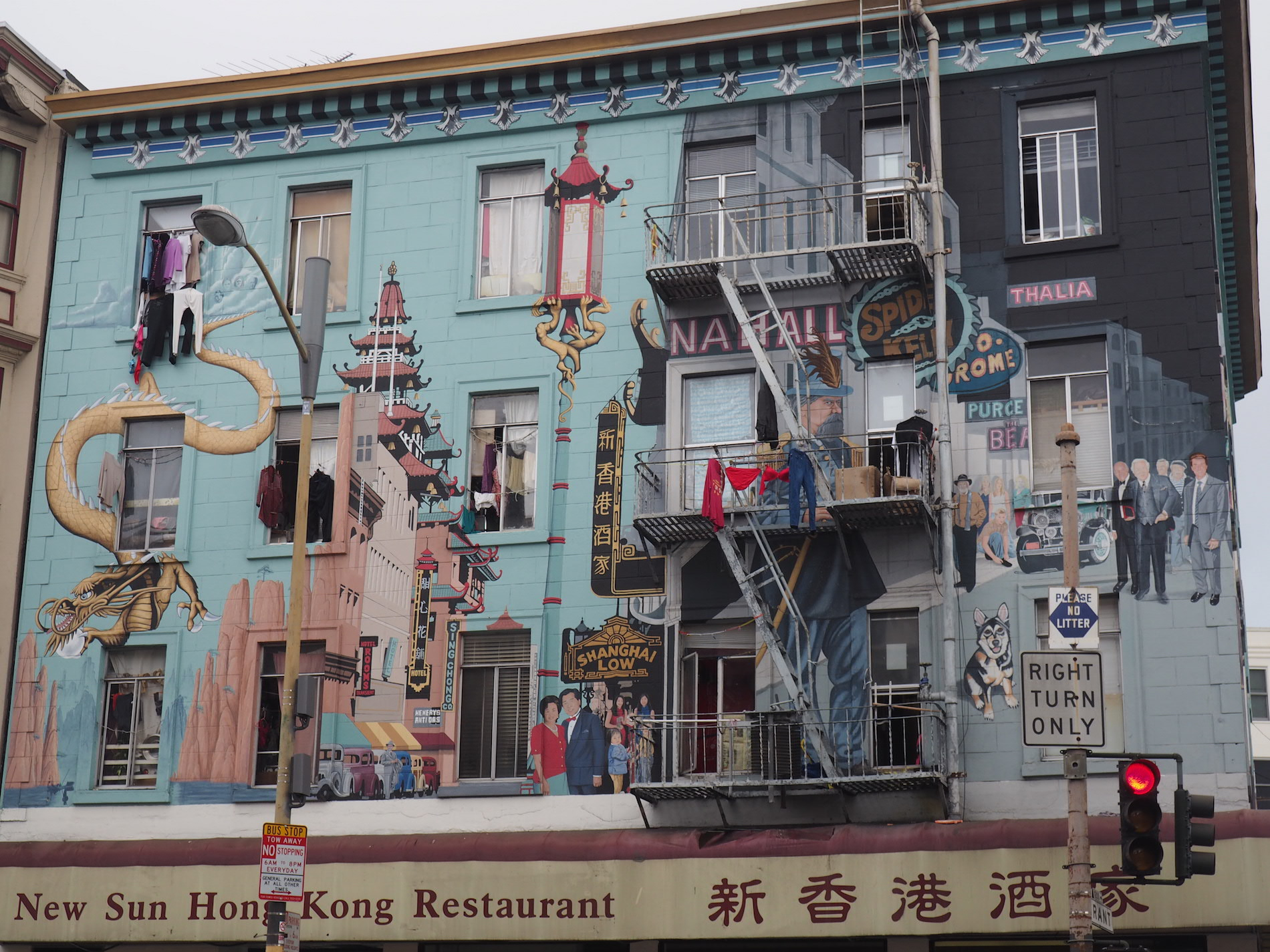 SanFrancisco-Chinatown