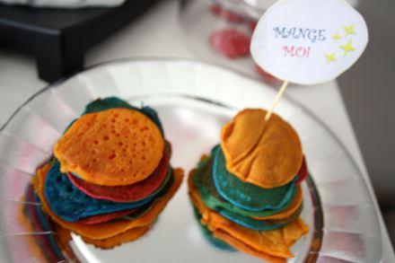 pancakes-colorees